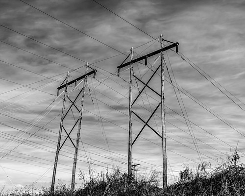 bw blackwhite unitedstates southcarolina surreal powerlines