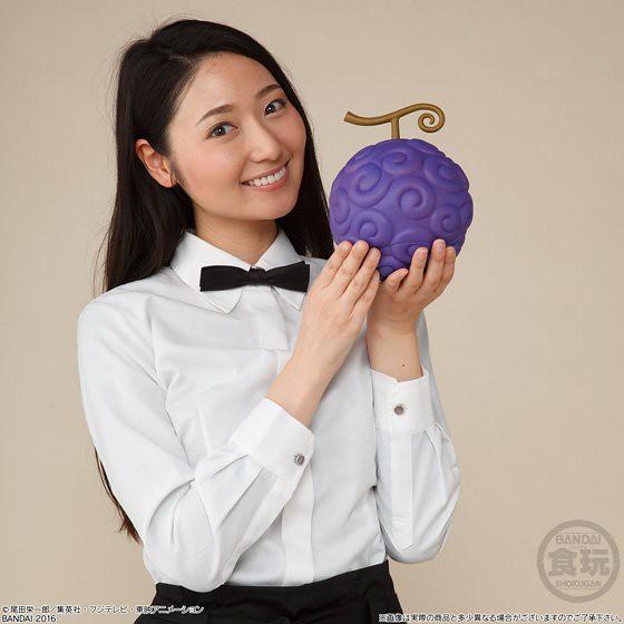 大好評『惡魔果實系列』第三彈【橡膠果實】登場!