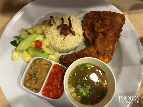 Dinner @ Warisan Nasi Kukus, Nu Sentral