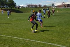Pipeline SC U14 Red vs OLNY Rangers