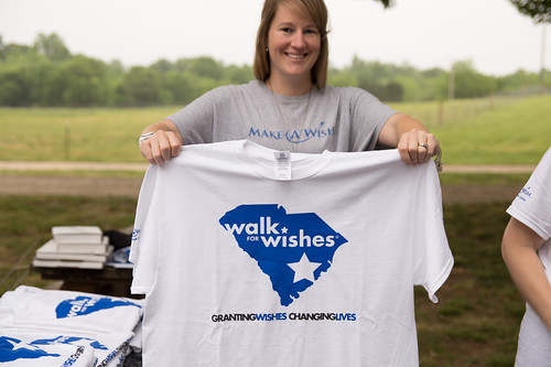 Walk For Wishes Piedmont 2016