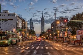 Torre Latino Americana, streetview