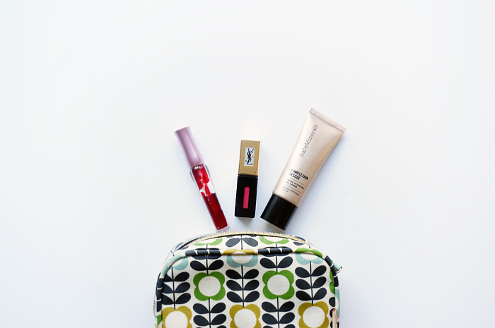 bespectacled, beauty, rotation, skincare, what's in my makeup bag, YSL Pop Water Glossy Stain, Etude House,
