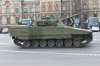 Latvian Independence Day military parade 018