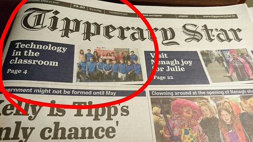 Front Page News for #ictedu
