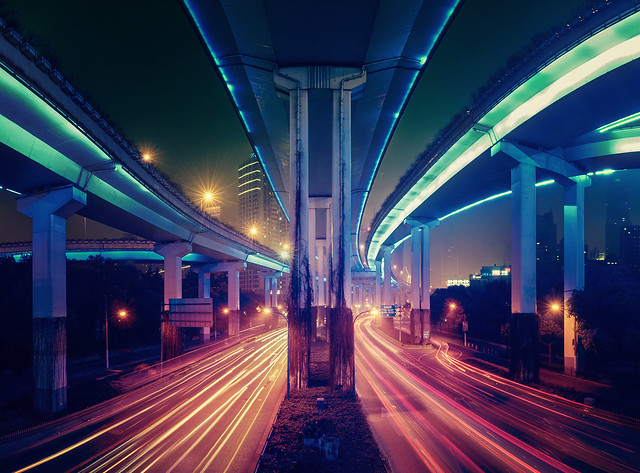 Highway Shanghai