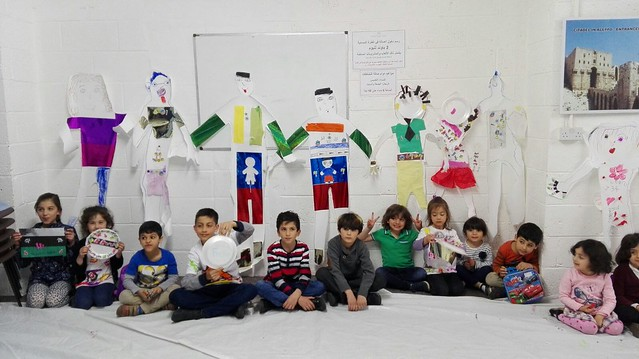 Artful Children Week 2 2016-04-23