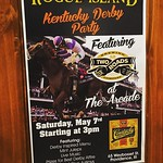 Kentucky Derby Brunch & Viewing Party @rogueisland May 7th 2016. Call 401-831-3733 To Make Reservations. Mint Julep's On Draft & @tworoadsbrewing Conntucky Lightning 2016. Live Music From @youngpandas 12-3. #rogue #livemusic #kentuckyderby #bourbon #tworo
