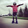 Big time skater
