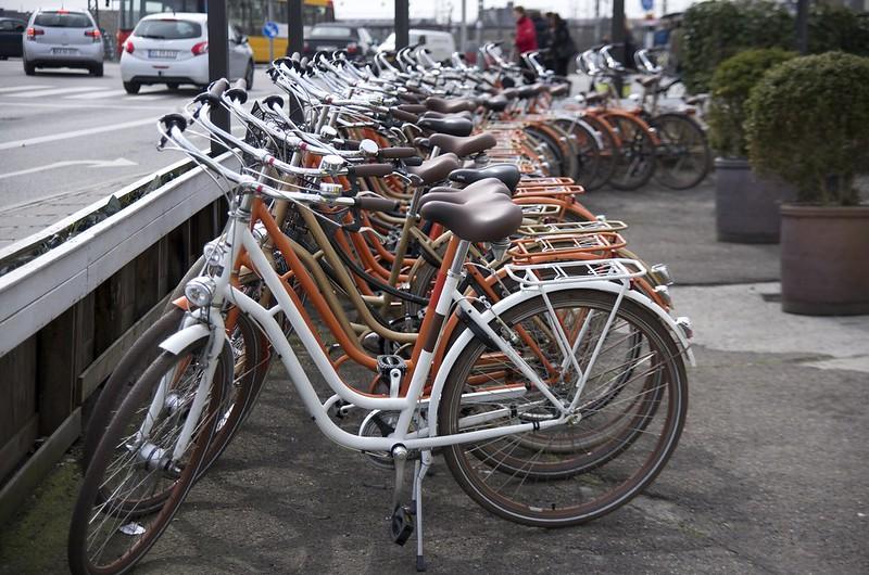Kopenhag'da nereden bisiklet kiralanır