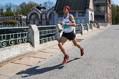 Hradeckou RunTour vyhrál Maročan, Vrabcová se nevešla pod 33 minut