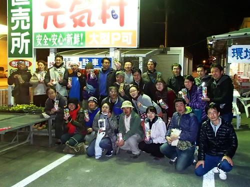 茨城県常総市でボランティア(鬼怒川豪雨水害 援人 1227便)