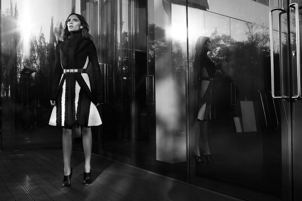 Виктория Бекхэм — Фотосессия для «Madame Figaro» 2015 – 3