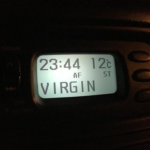 Virgin radio non delude mai #foofighters