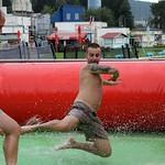Turnaj vo Vodnom futbale trojíc - Svidník