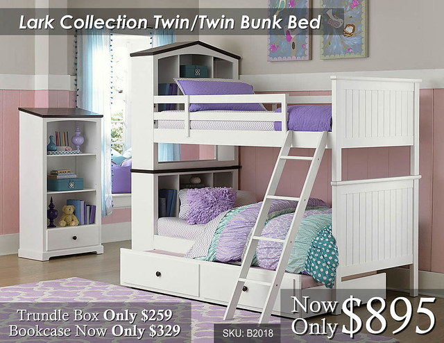 Lark Collection Bunk TT