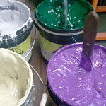 Mix Colors Plastisol Ink