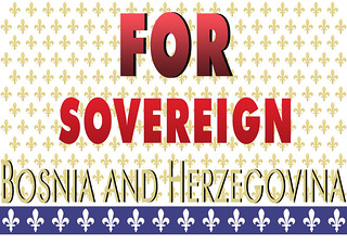 FOR SOVEREIGN BOSNIA AND HERZEGOVINA