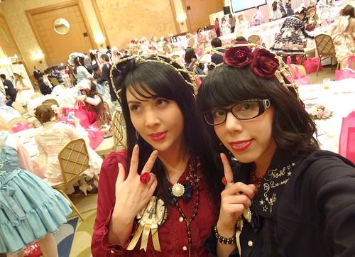 Korea/Japan Trip: Angelic Pretty Luminous Night Festival