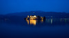 San Giulio Island | The Blue Hour