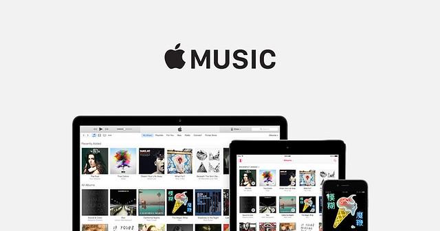 Apple Music 愛音樂的千百萬種方式!