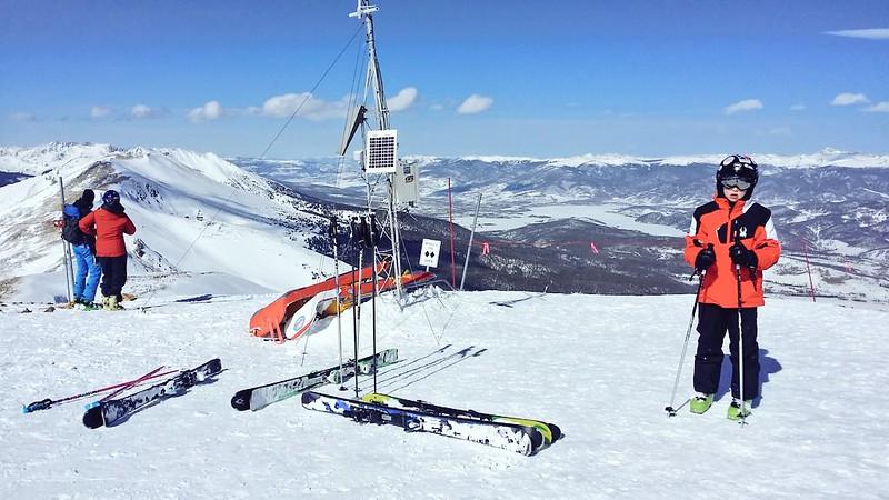 Breckenridge Peak 8