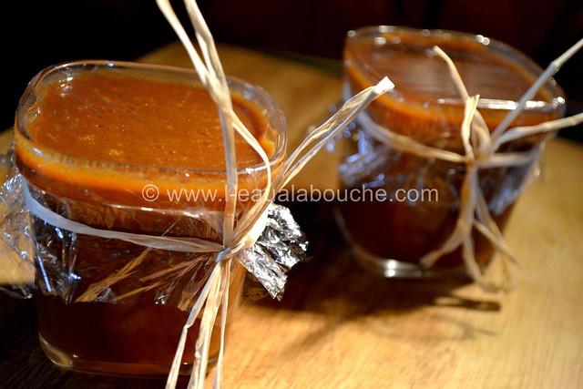 Caramel au Beurre Salé à la Fleur de Sel © Ana Luthi Tous droits réservés 016