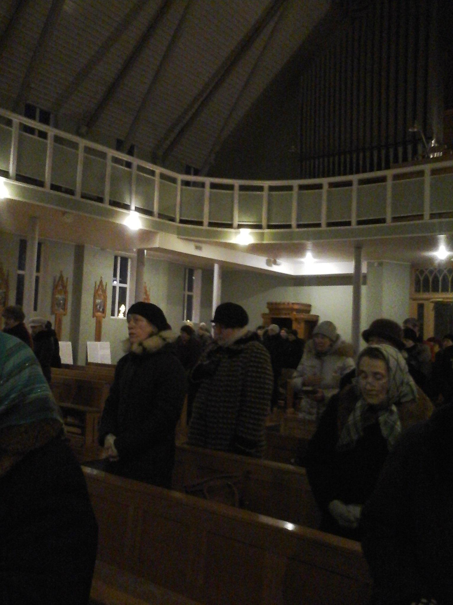 Ikšķiles Karmela Klosterī un Salaspilī