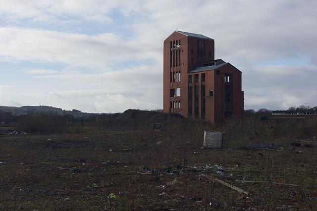 Former Distillery, Dumbarton