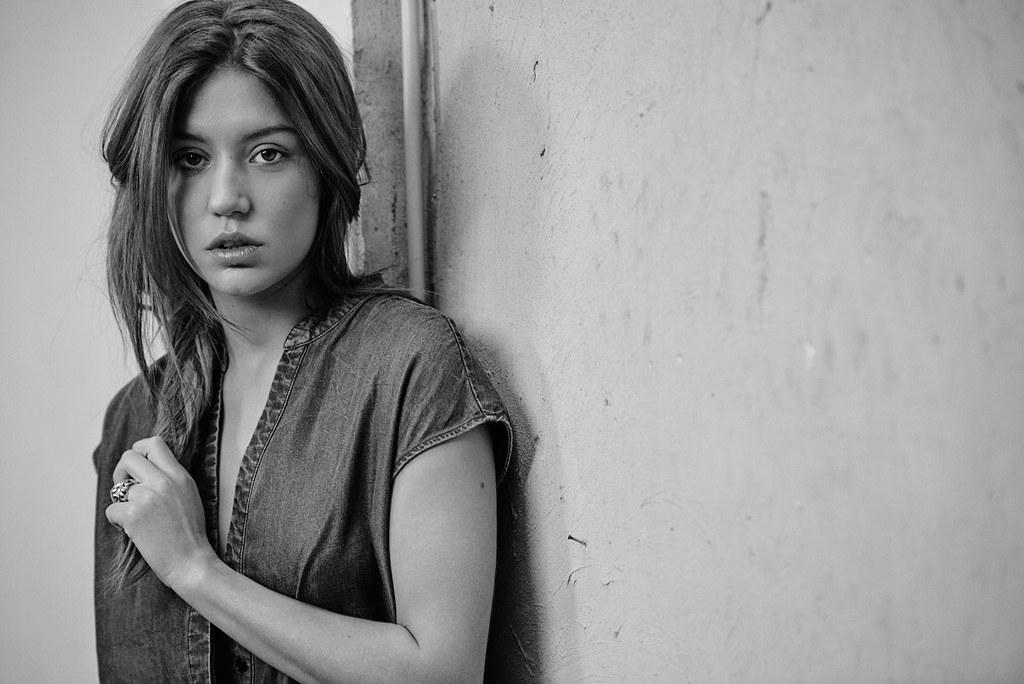 Адель Экзаркопулос — Фотосессия для «StudioCanal» 2016 – 2