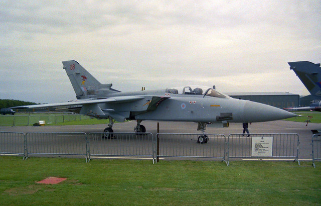 ZE204/BB Tornado F.3