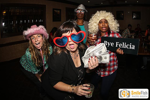 Holiday Party Photo Booth | Corporate Event, Christmas Staff Party