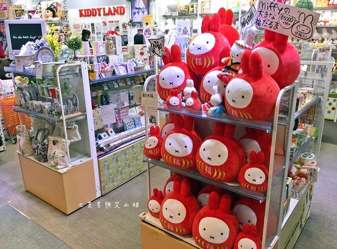 37 東京 原宿 表參道 KiddyLand 卡娜赫拉的小動物 PP助與兔兔 史努比 Snoopy Hello Kitty 龍貓 Totoro 拉拉熊 Rilakkuma 迪士尼 Disney