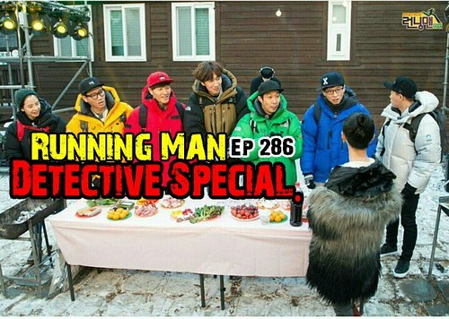 [Vietsub] Running Man Tập 286