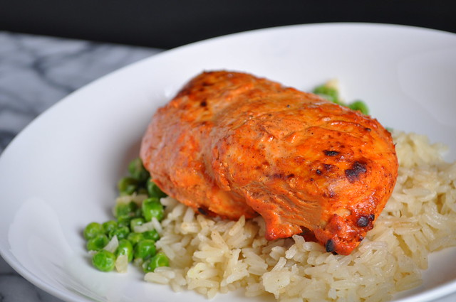 Easy Chicken Breast Tikka Masala
