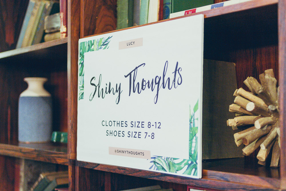 #TheBloggersMarket shinythoughts sign