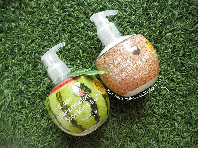 BonjourHK Secret A Coconut Watermelon Gel
