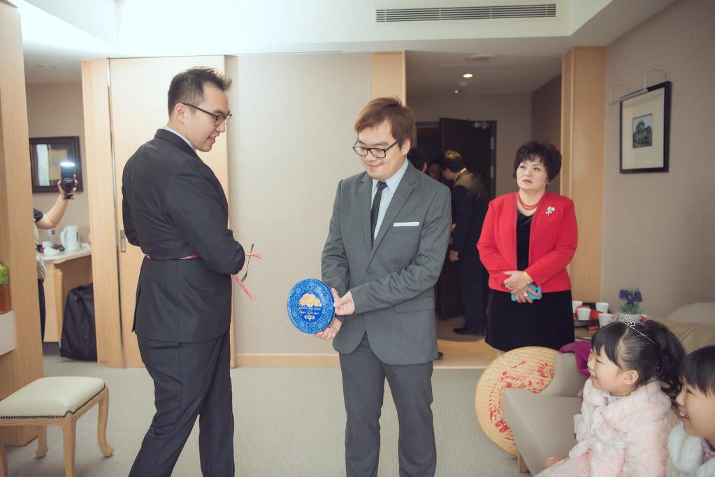 20151227新莊晶宴會館婚禮記錄 (144)