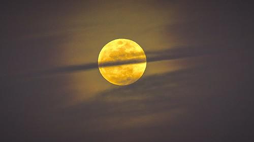 Moon Masquerades as Saturn