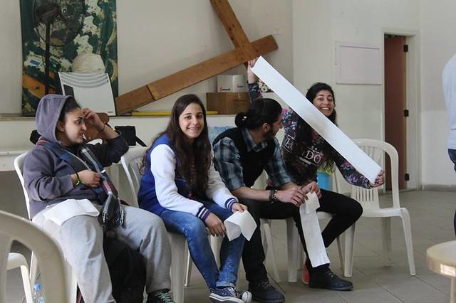 Formation Jeunes et Frères (Liban)
