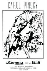 Pinsky_Carol_Xanadu_Gallery_11962_Wilshire_Blvd_1973_cover