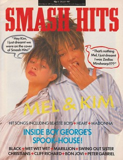 Smash Hits, July 15, 1987