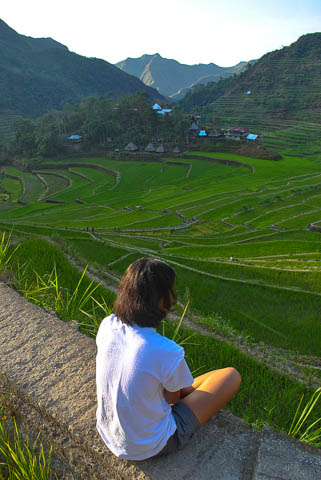 Batad Rice terraces 8
