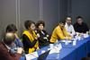 Thierry Borde, Julien Pain, Rafika Bendermel, Garance Le Caisne, Radjaa Abou Dagga, Youcef Seddik et son traducteur - Actualité internationale : la nécessité de l'information citoyenne