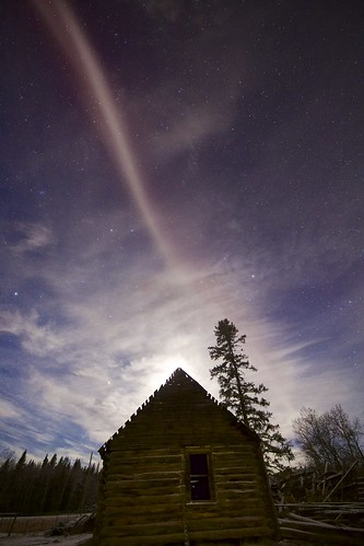 Solo arc aurora