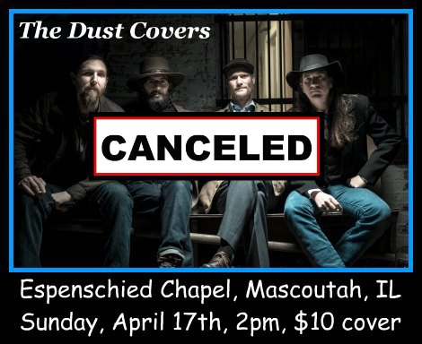 The Dust Covers 4-17-16