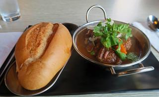 Banh Mi Bo Kho for Dinner - Pho Kitchen