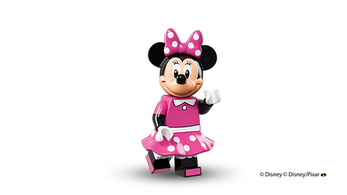 LEGO Collectible Minifigures 71012 - Disney - Minnie