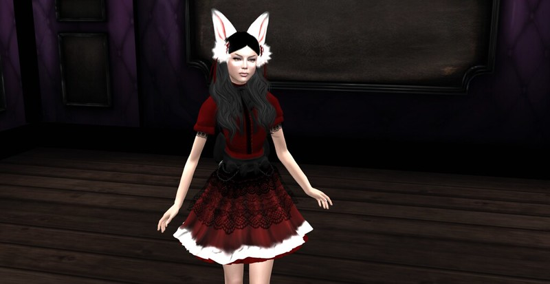 Gothic Lolita Bunny