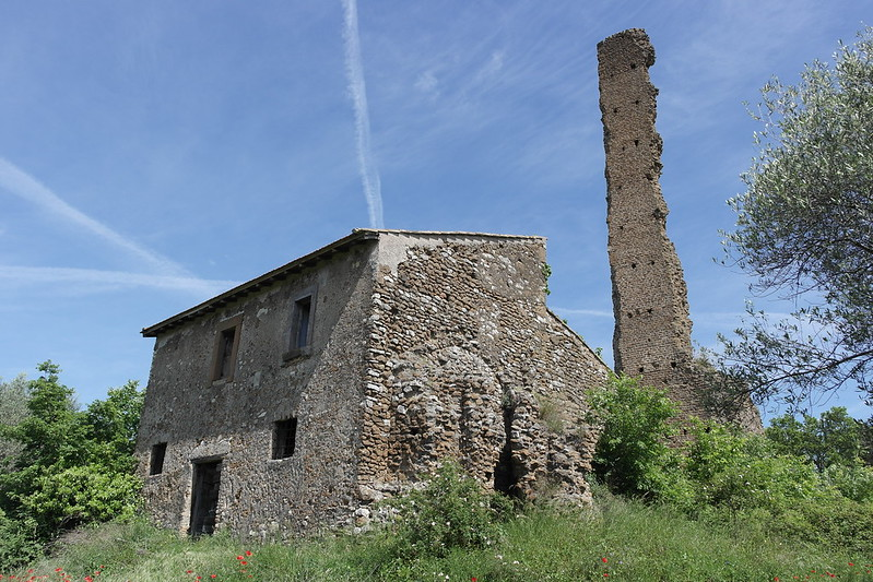 Torre dell'acqua raminga